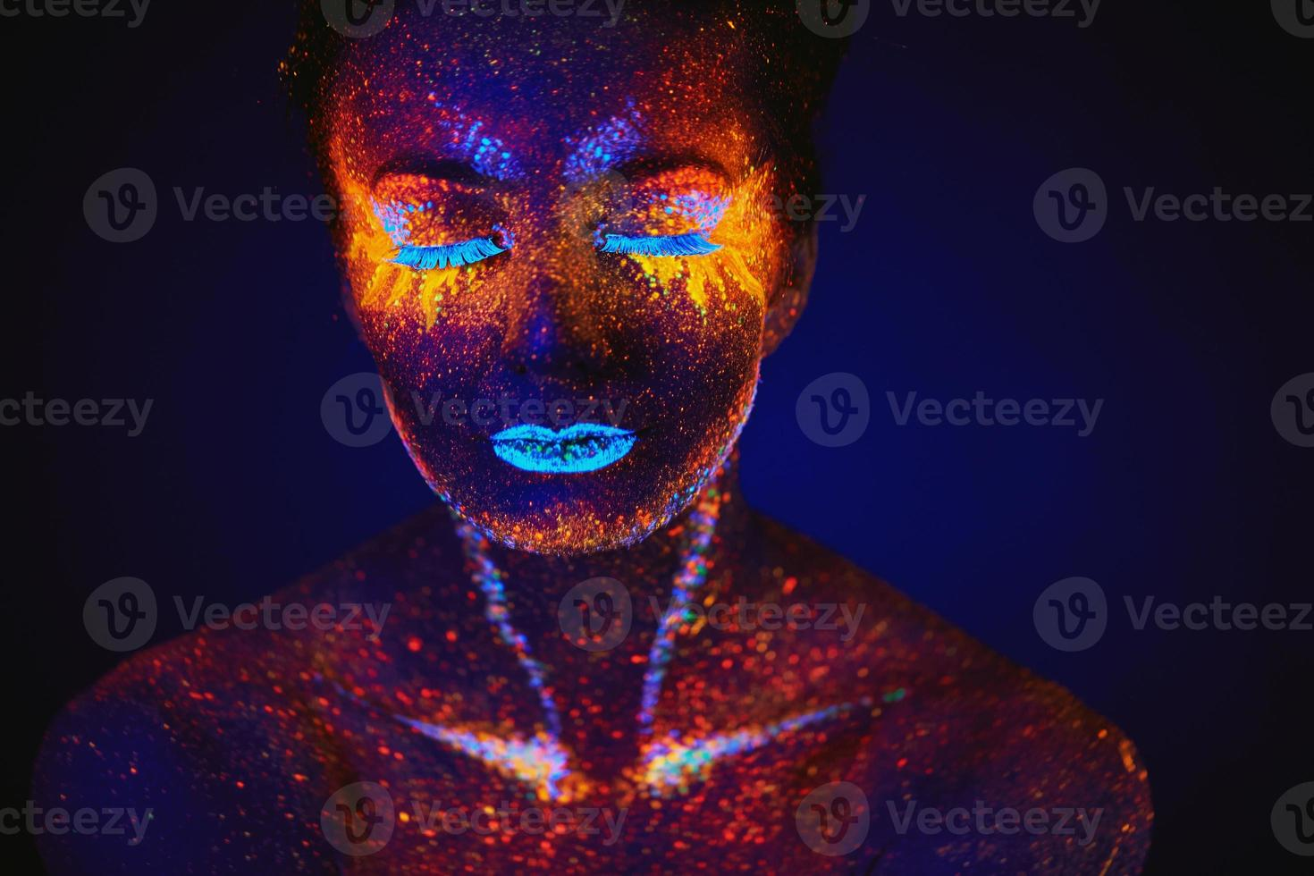 portrait uv photo