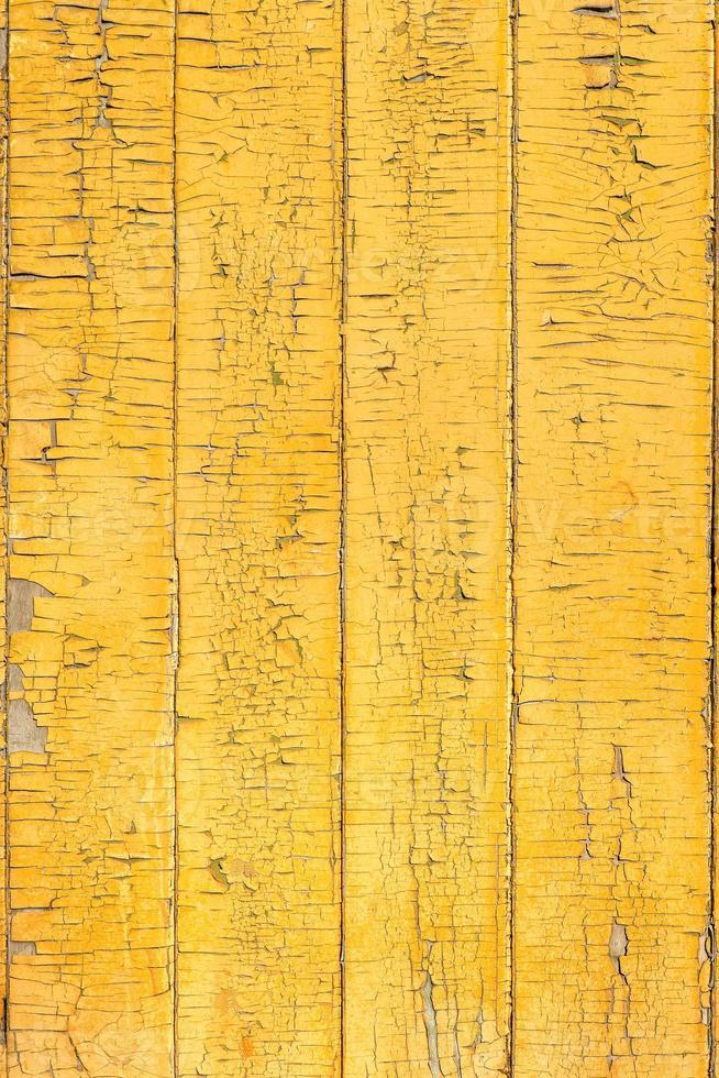 vieux bois peint planche jaune clôture texture photo