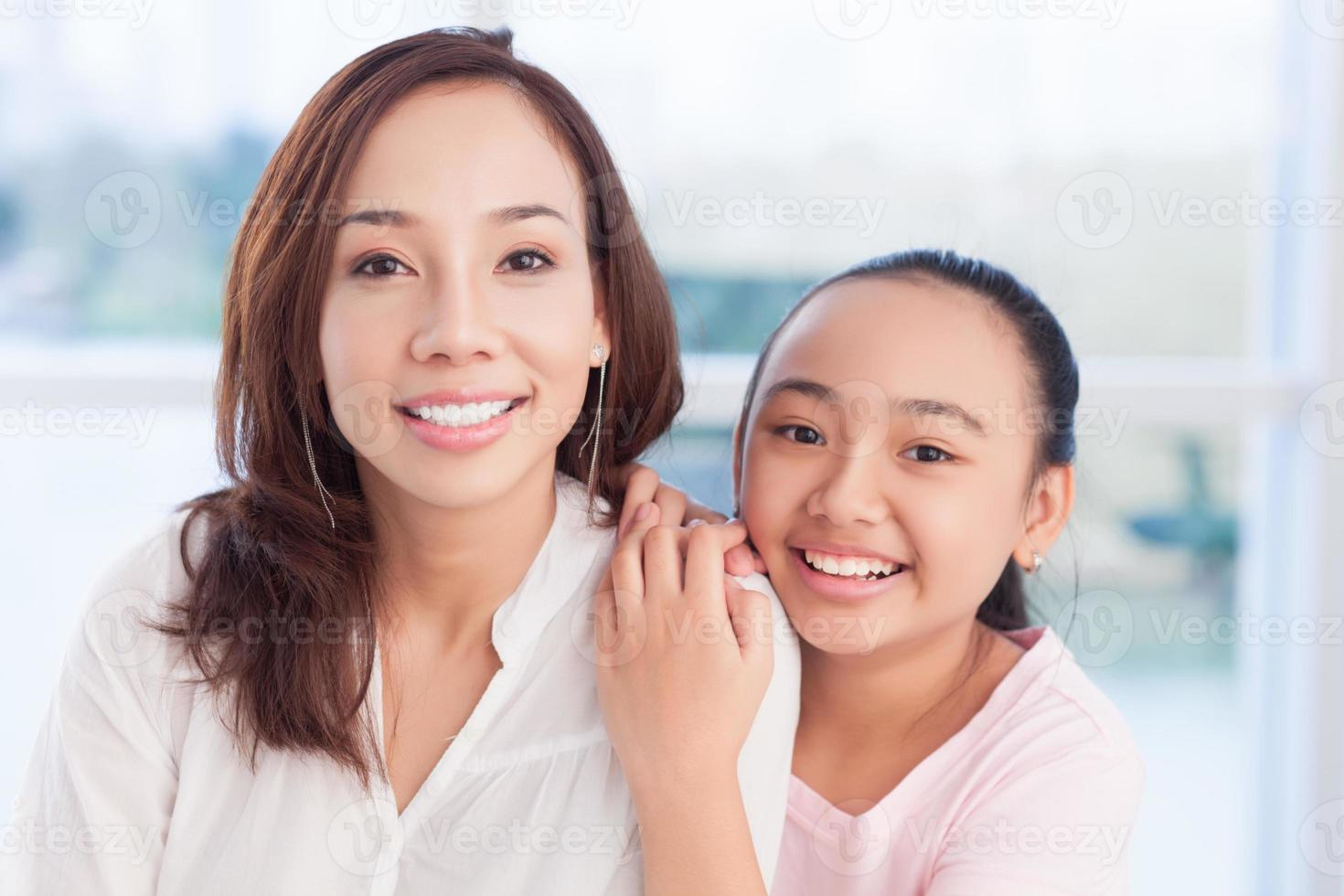 portrait de soeurs photo