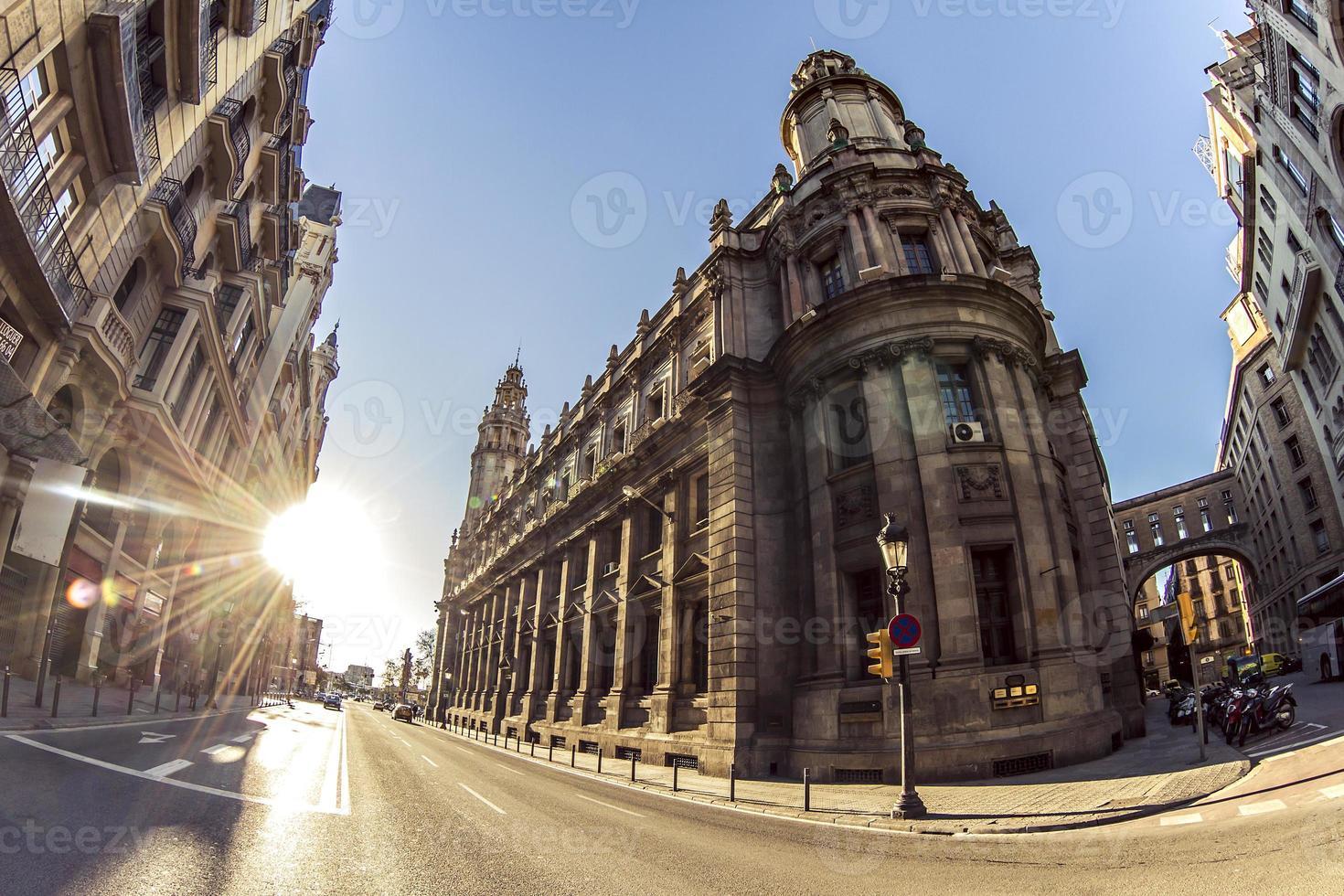 beaux détails d'architecture photo