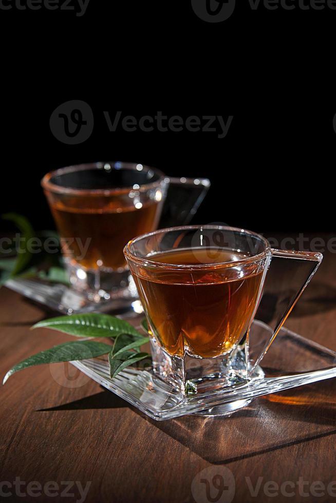 tasses à thé photo