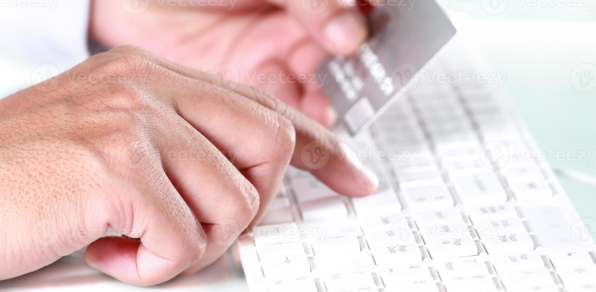 shopping en ligne photo