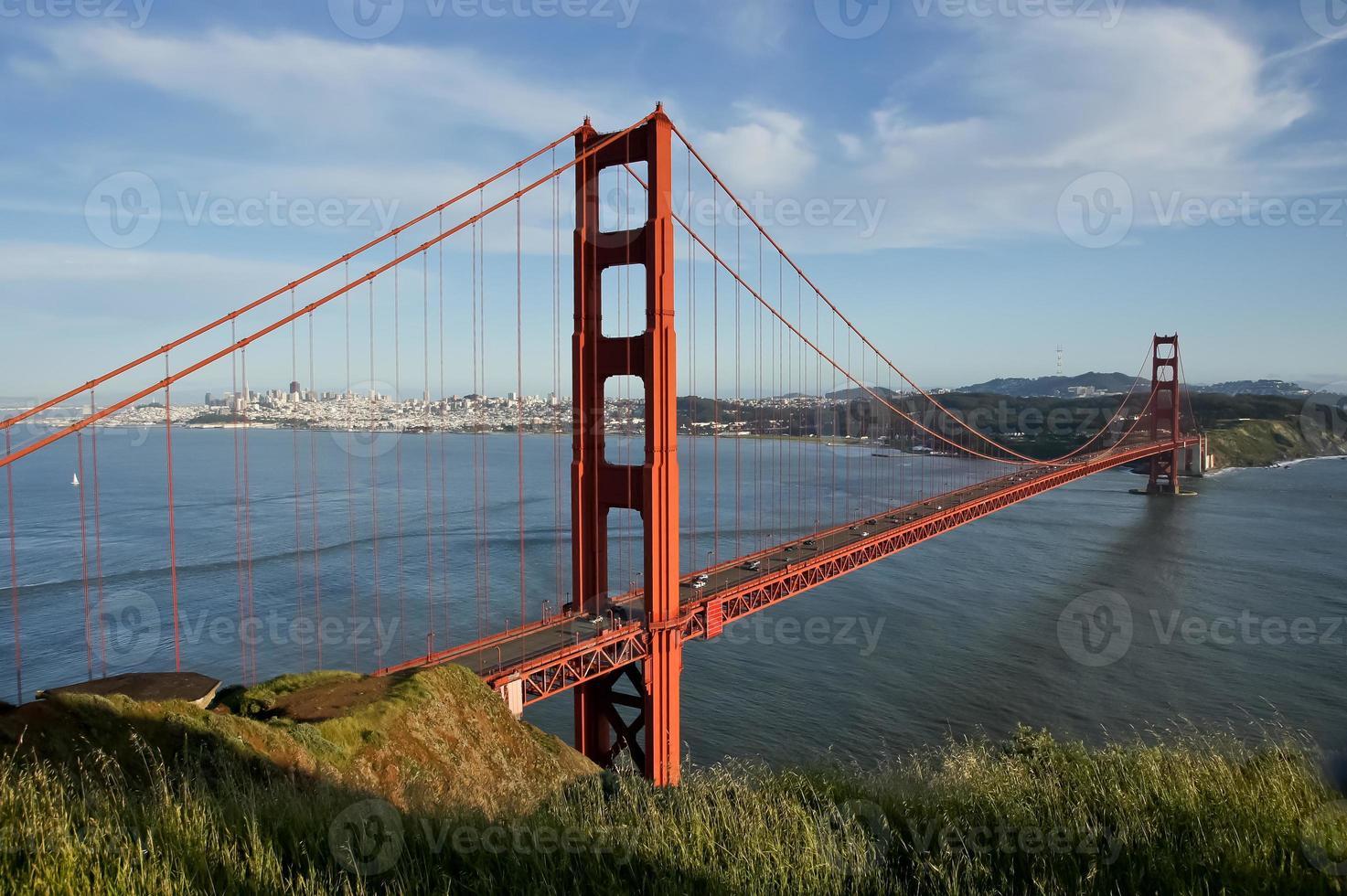 Golden Gate Bridge à San Francisco, États-Unis photo
