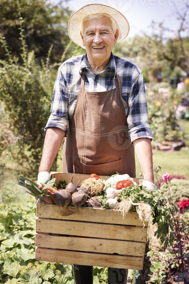 quelle saison de jardinage abondante photo