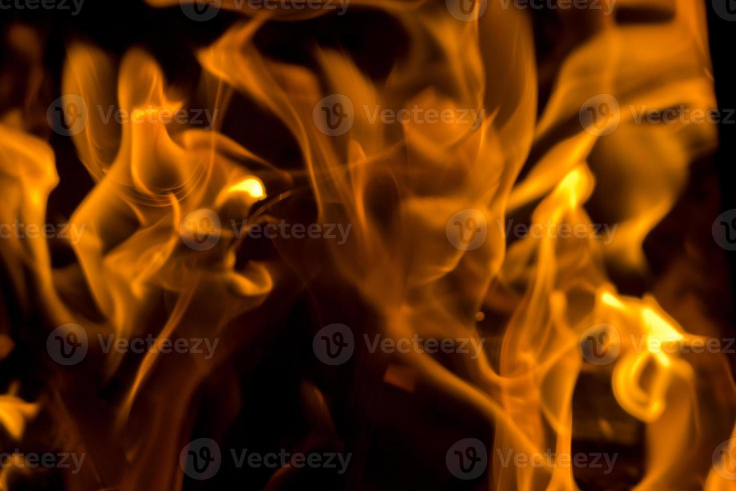 feu de fond photo