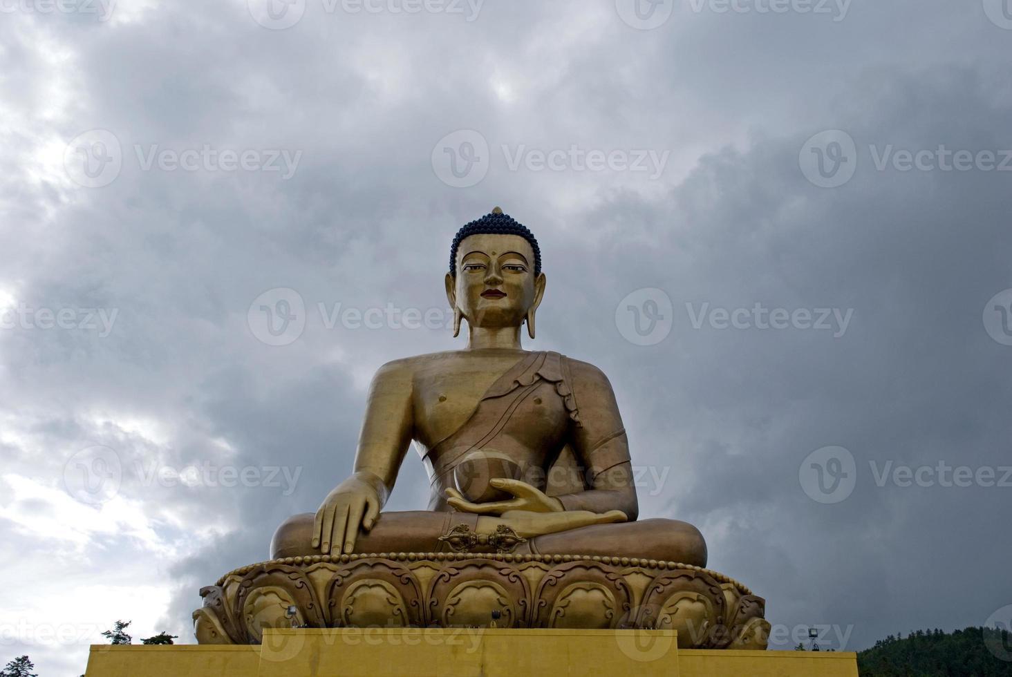 Bouddha, Thimphu, Bhoutan photo