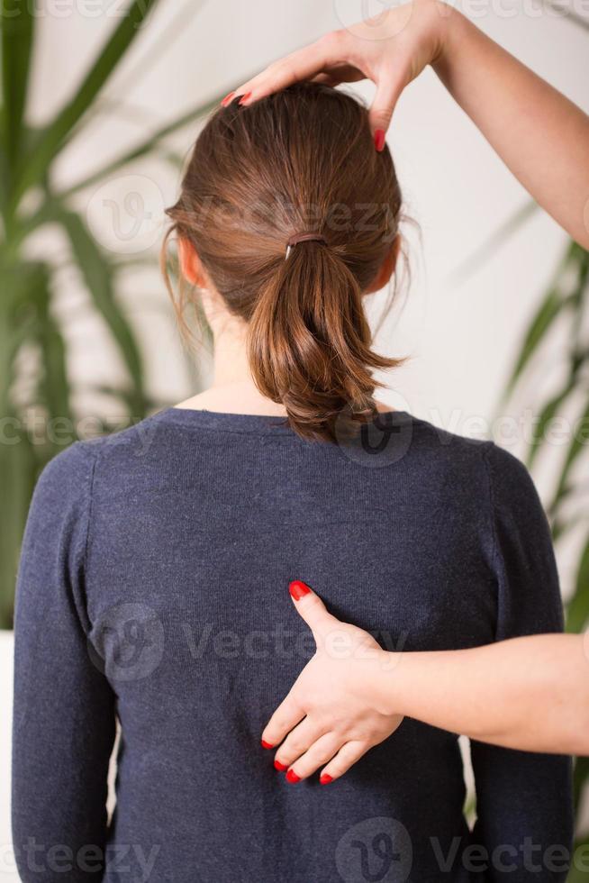 posture correcte photo