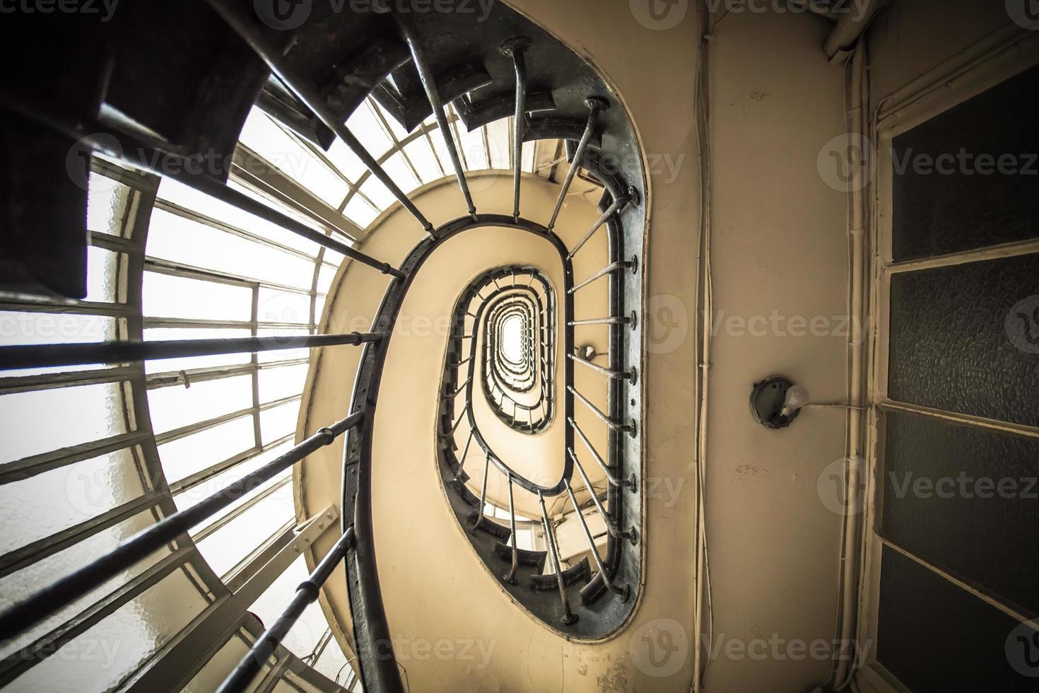 escalier parisien photo