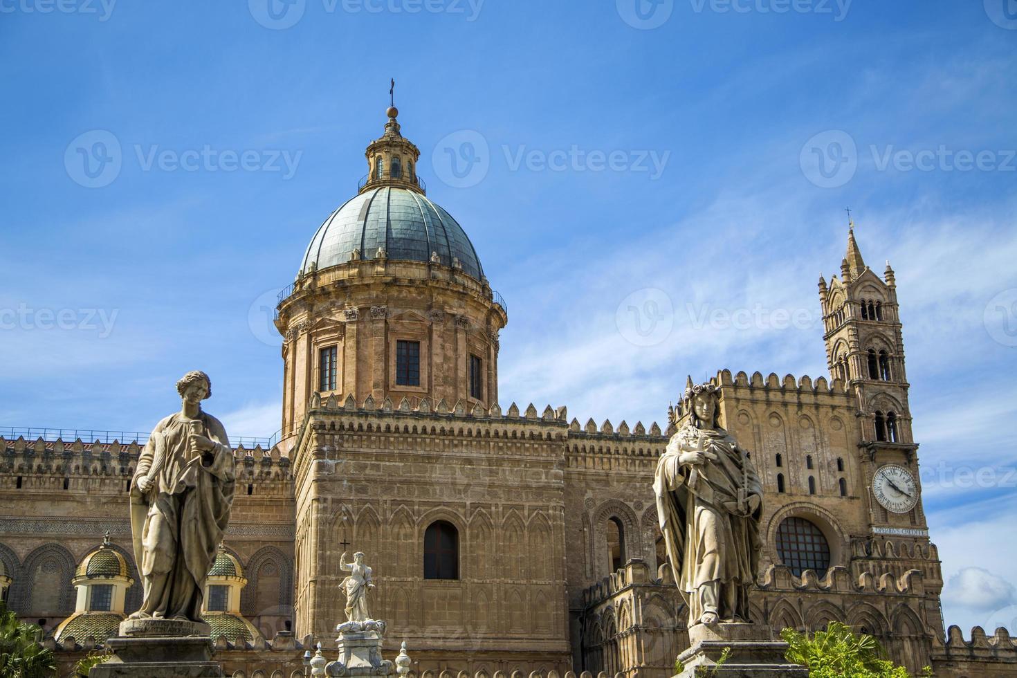 cathédrale de palerme photo