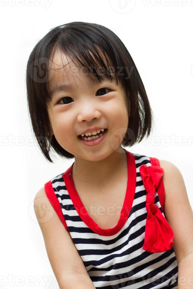 heureux enfants chinois asiatiques photo