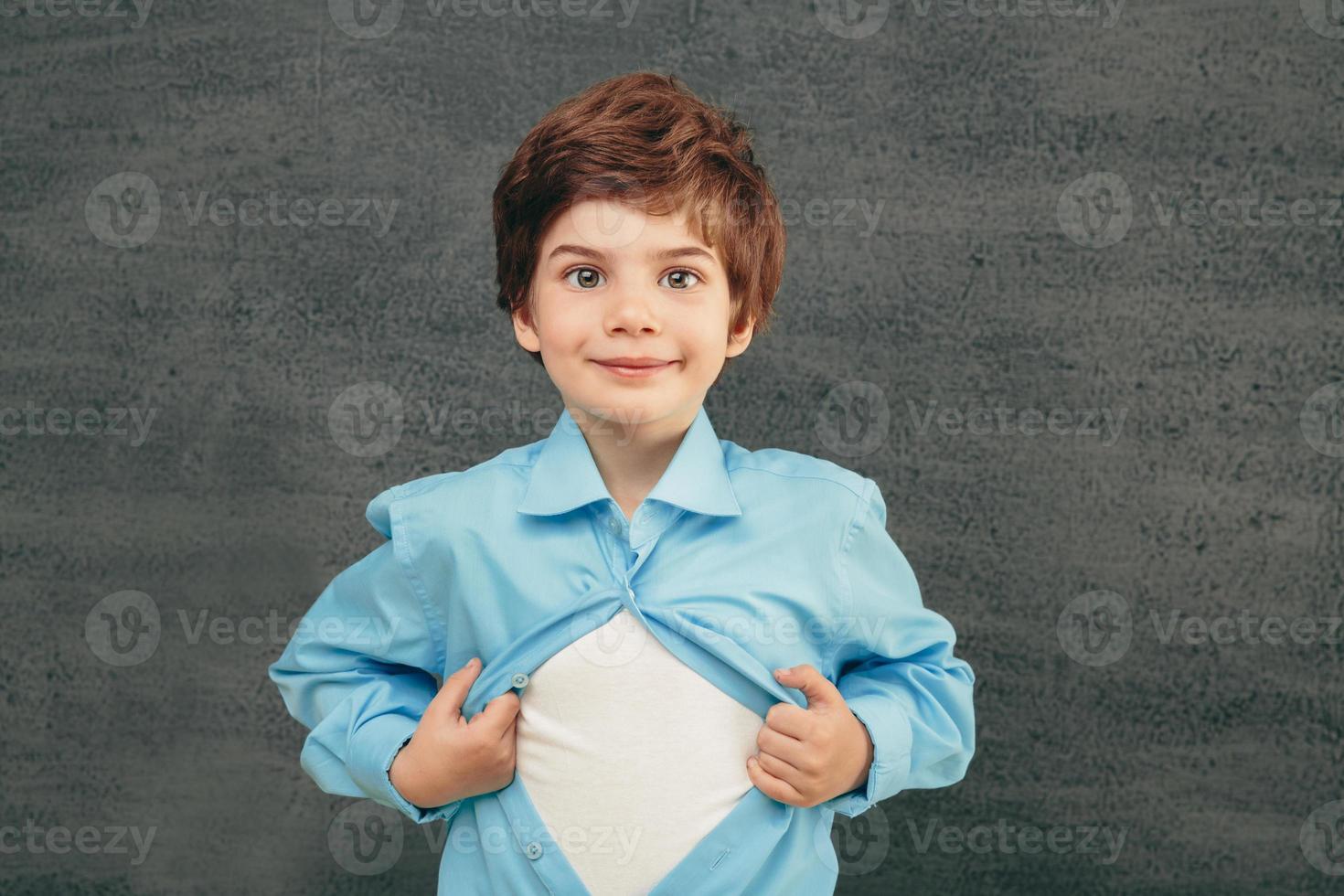 portrait d'enfant photo