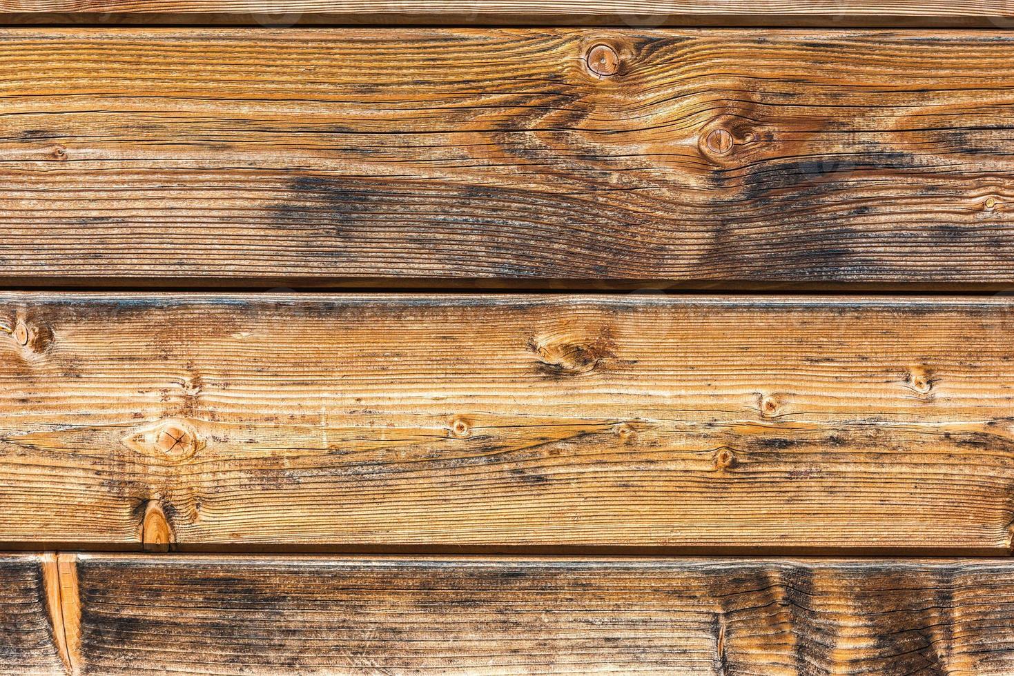 fond de surface de planche de bois ancien photo