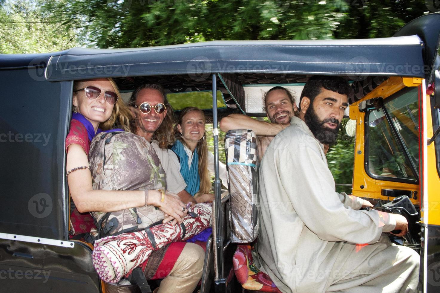 auto rikshaw photo