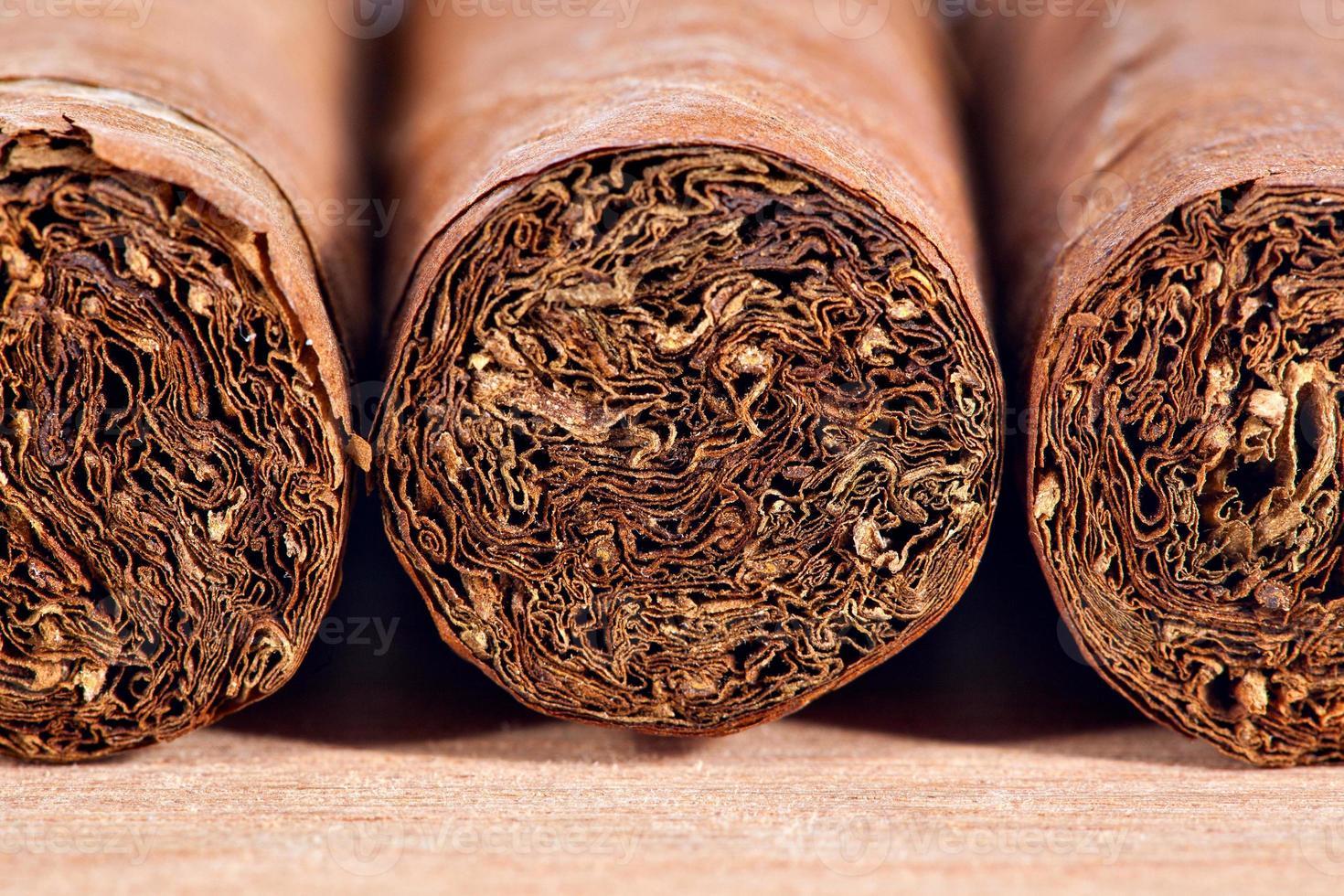 véritables cigares cubains photo