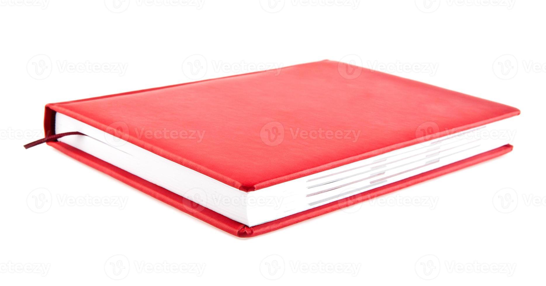 livre rouge photo