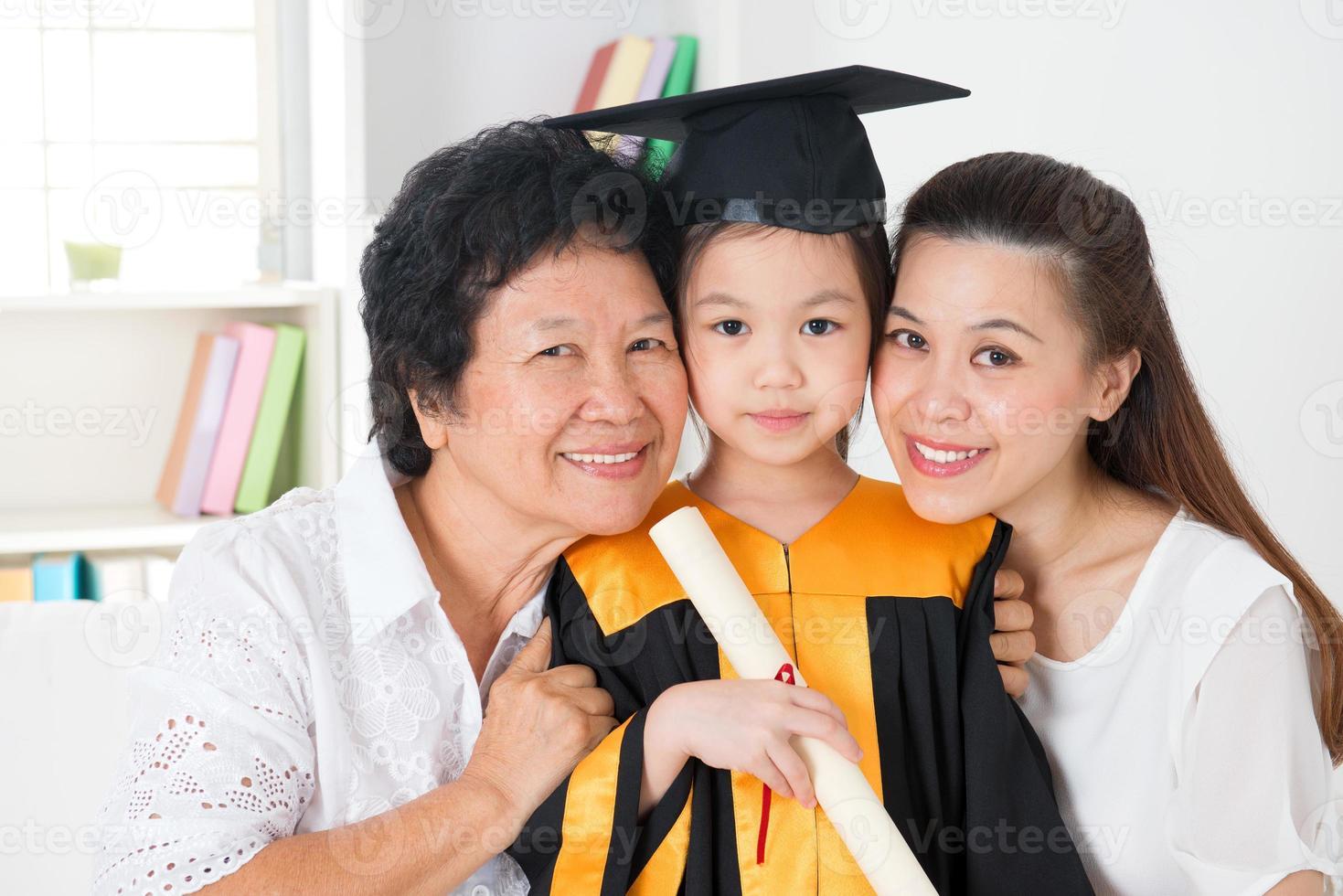 diplômé de la maternelle photo