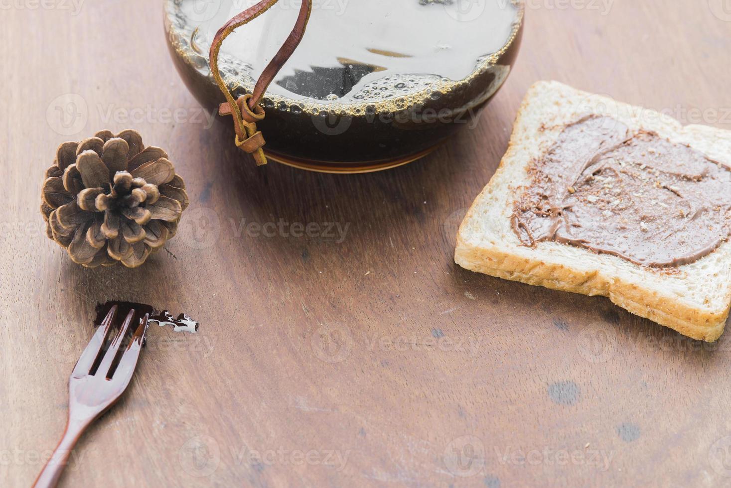 boisson au café arabica photo