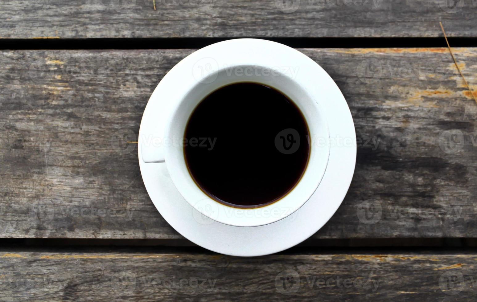 boire du café photo