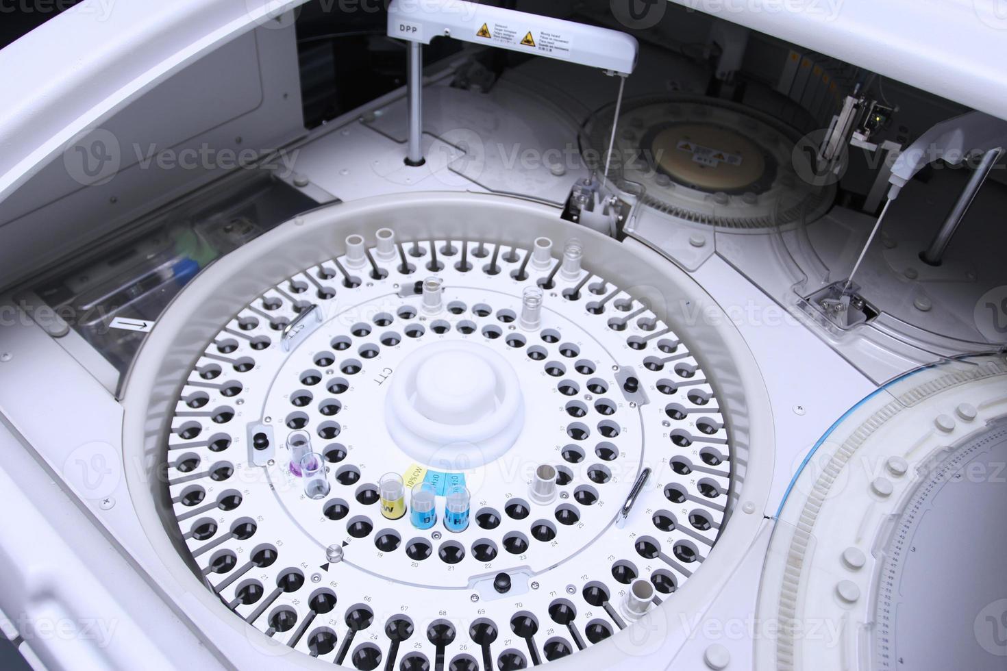 analyseur biochimique photo
