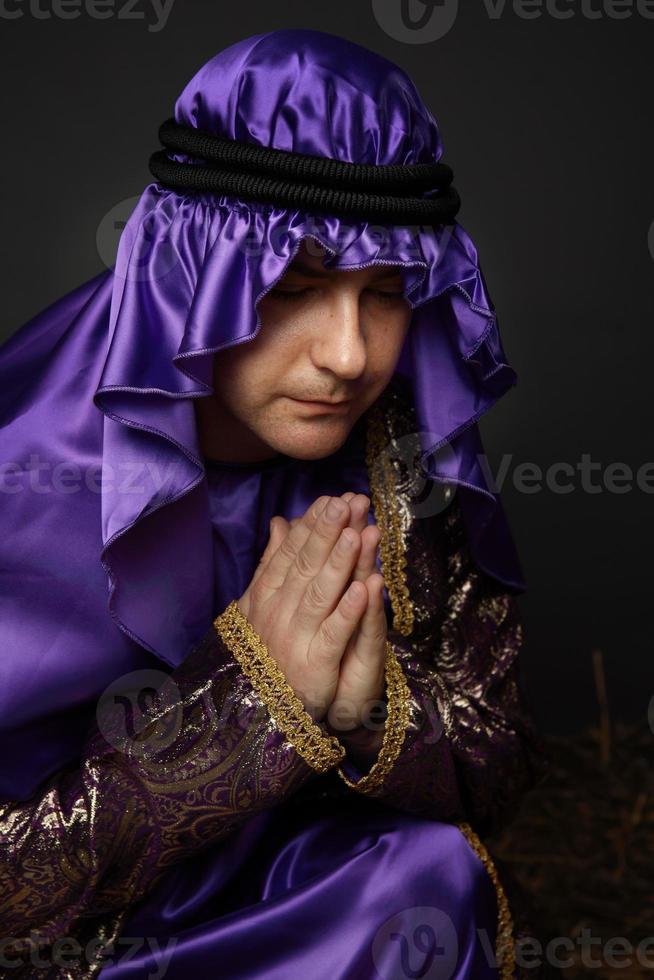 adoration et prière photo