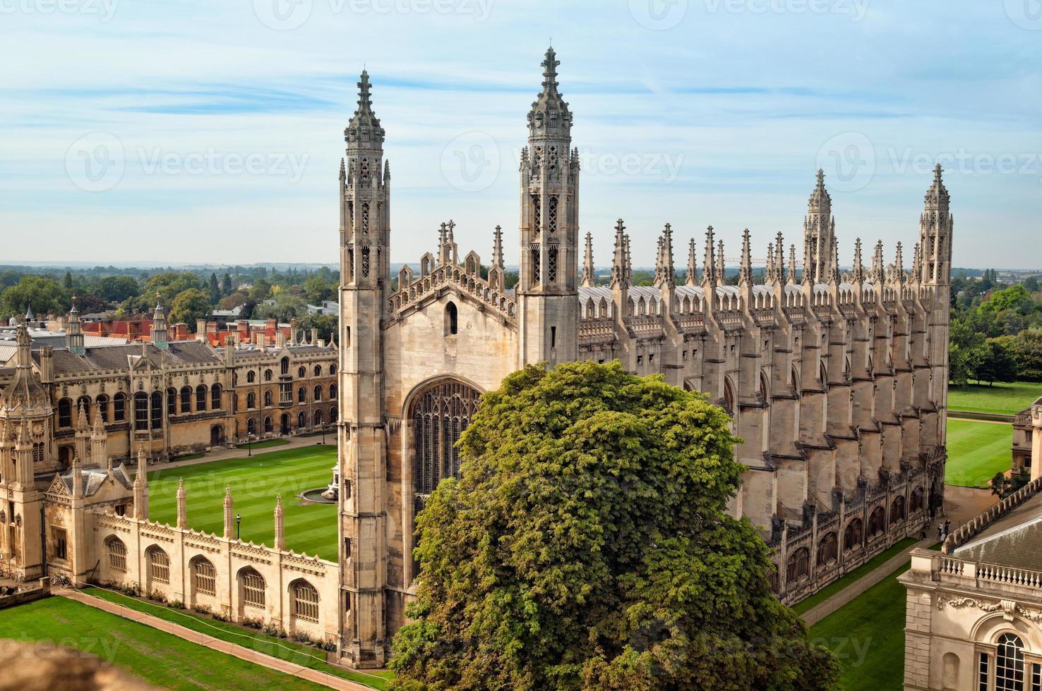 King`s College, Cambridge photo