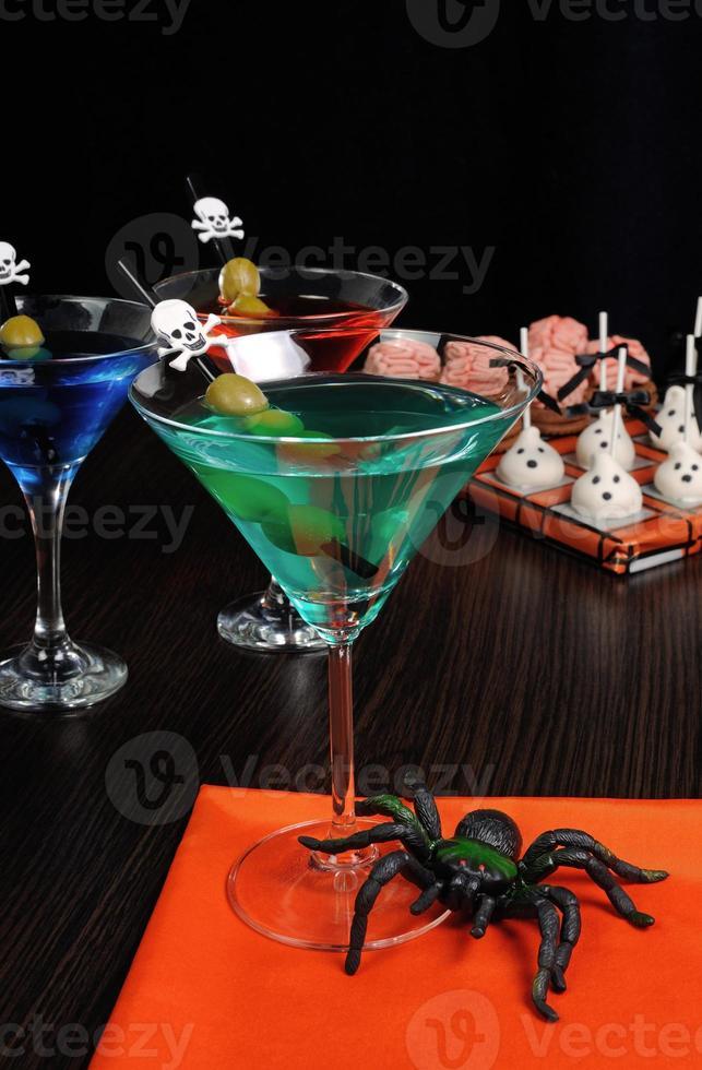 boire à l'halloween photo