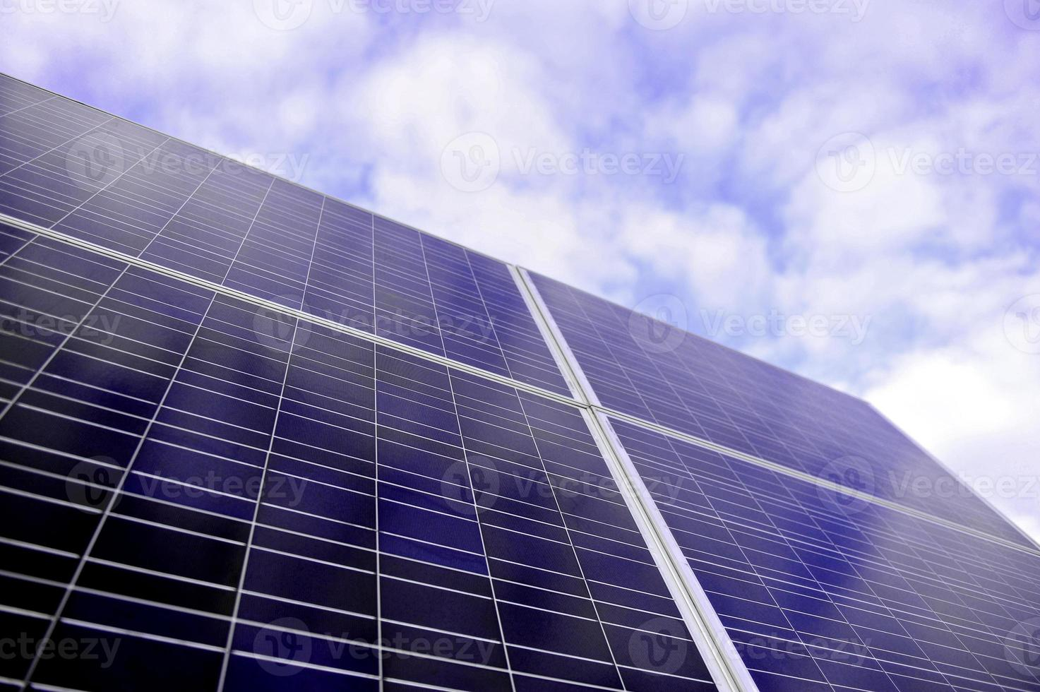 panneau solaire photo