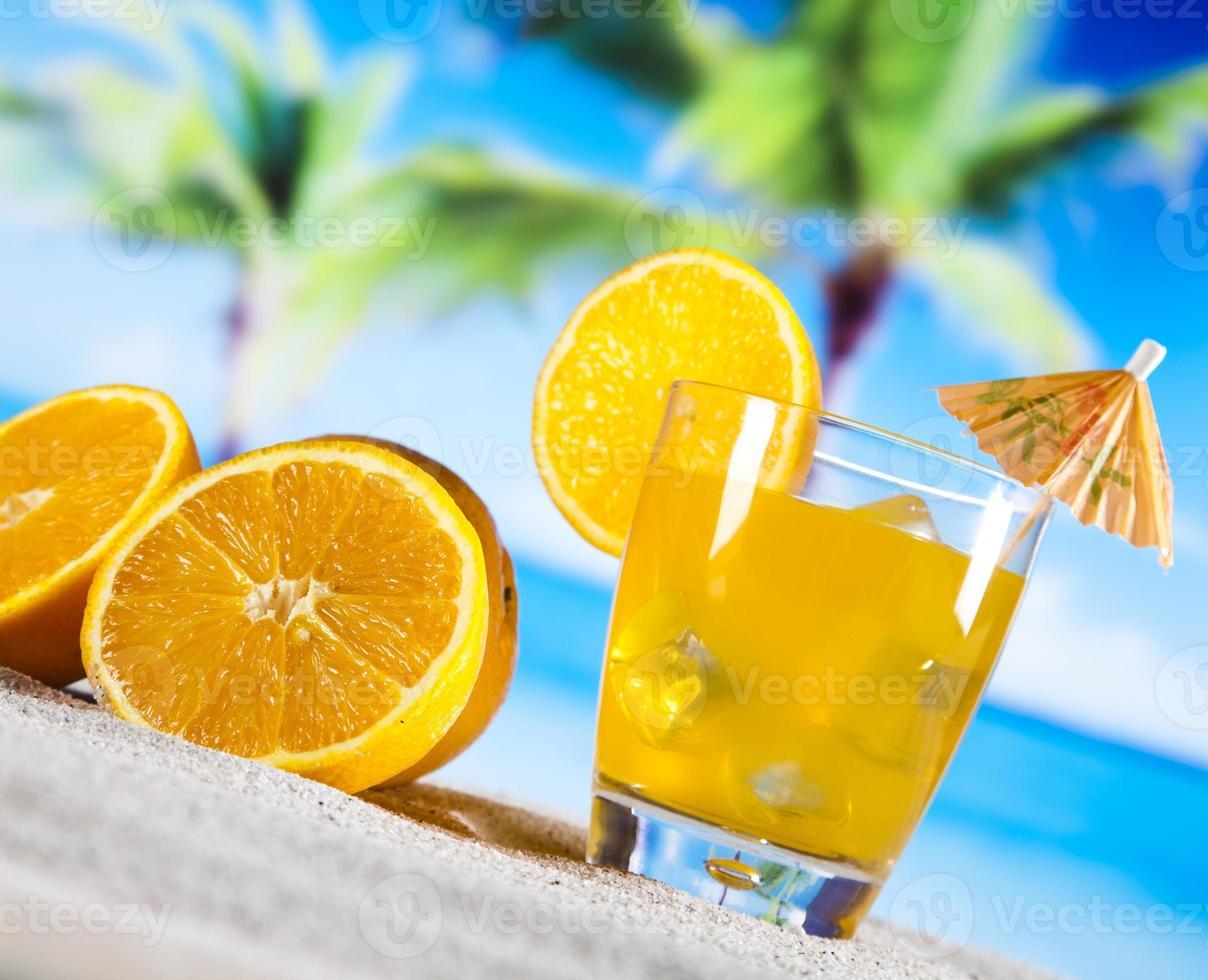 boisson cocktail orange photo
