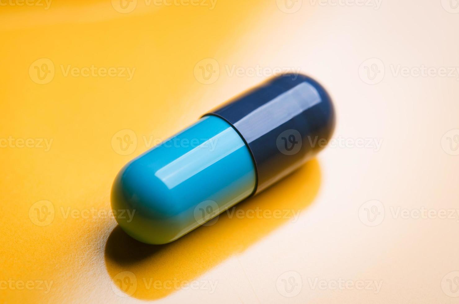 capsule médicale photo