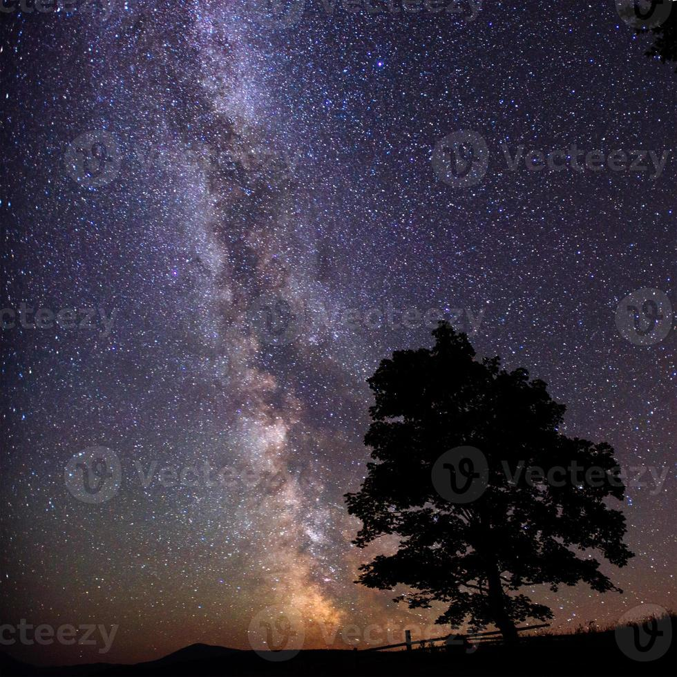 ciel étoilé photo