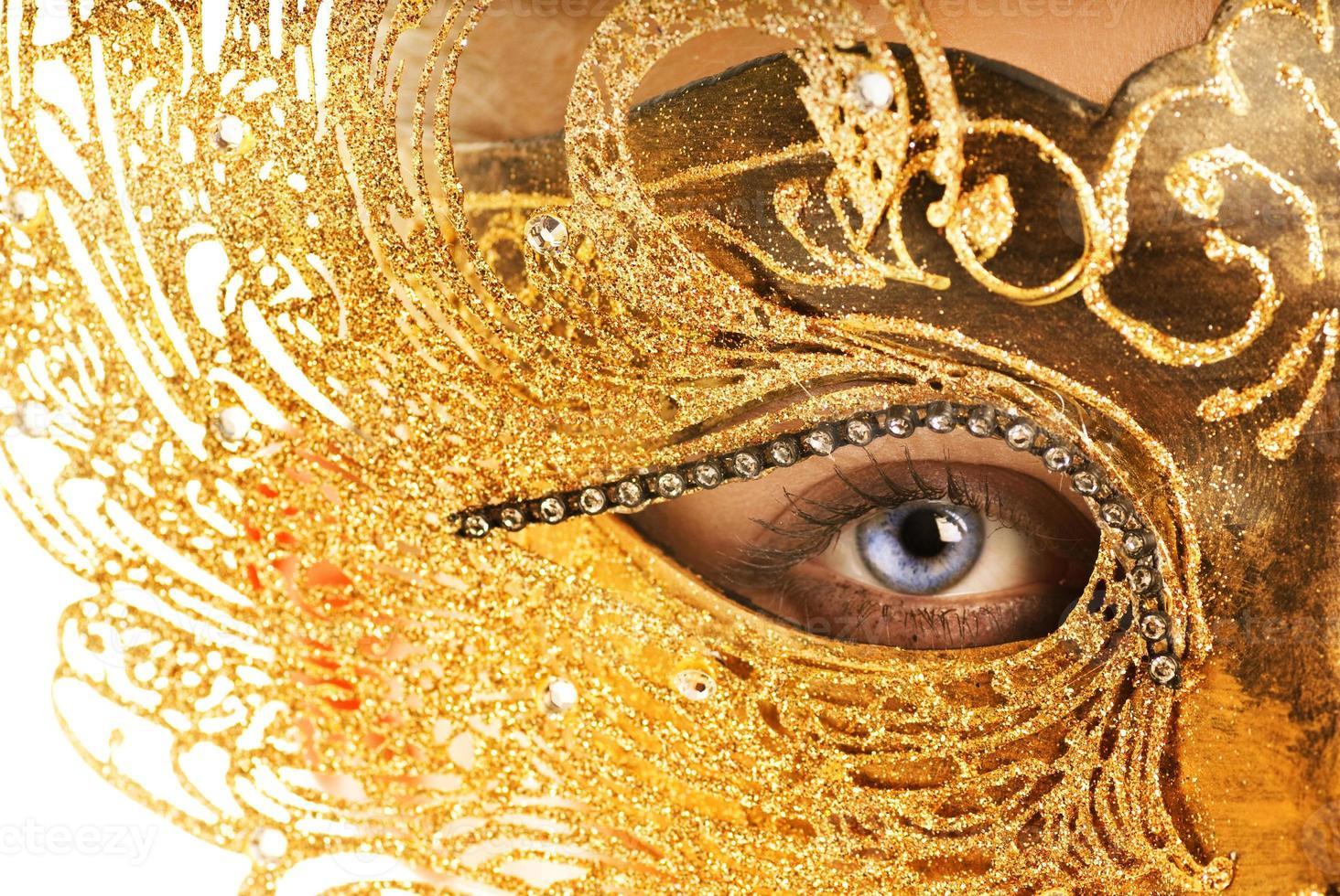 masque de carnaval photo