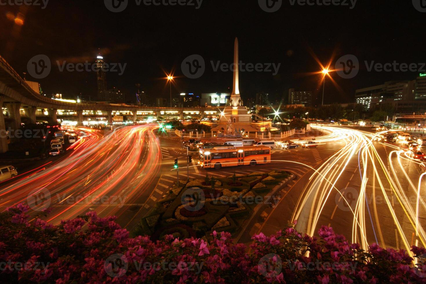 nuit de bankok photo