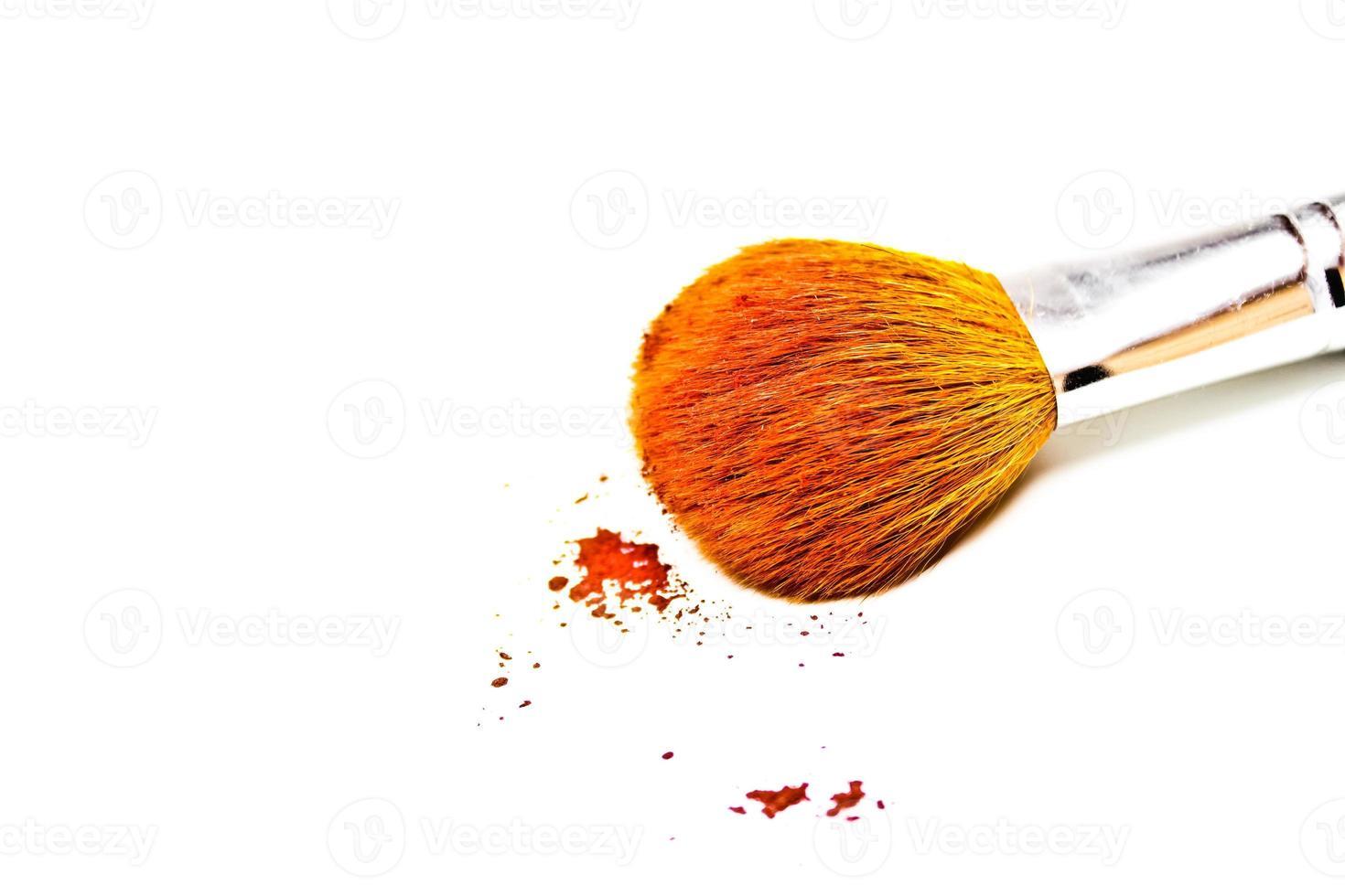 pinceau de maquillage photo