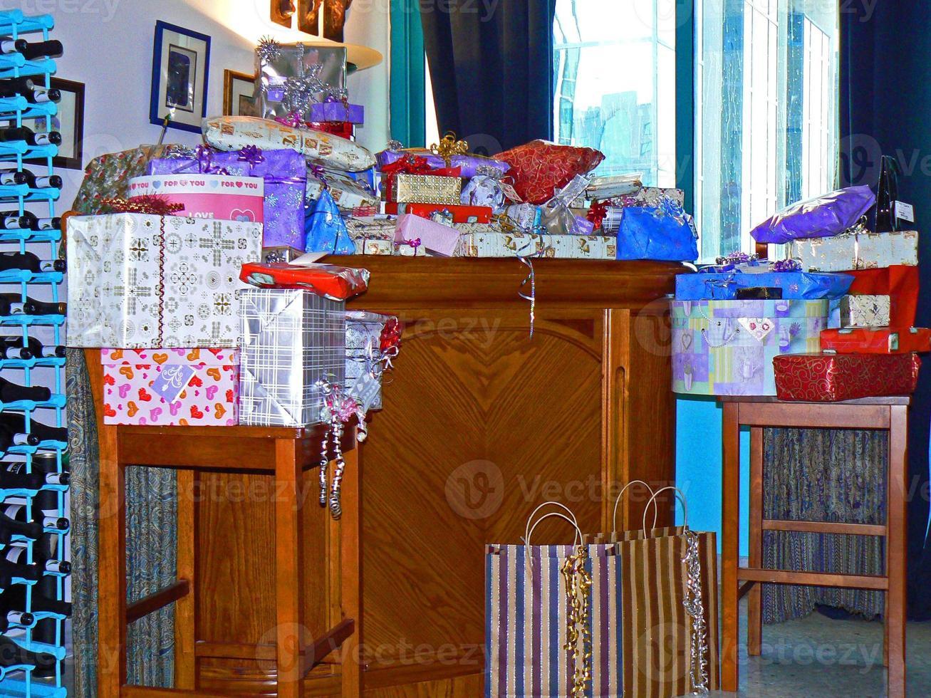 cadeaux de Noël photo
