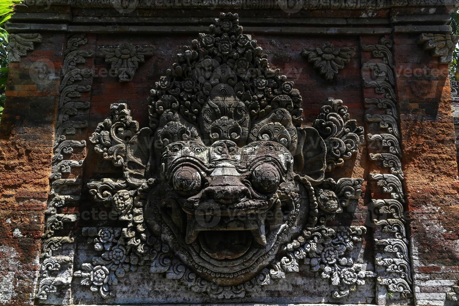 visages à Ubud photo