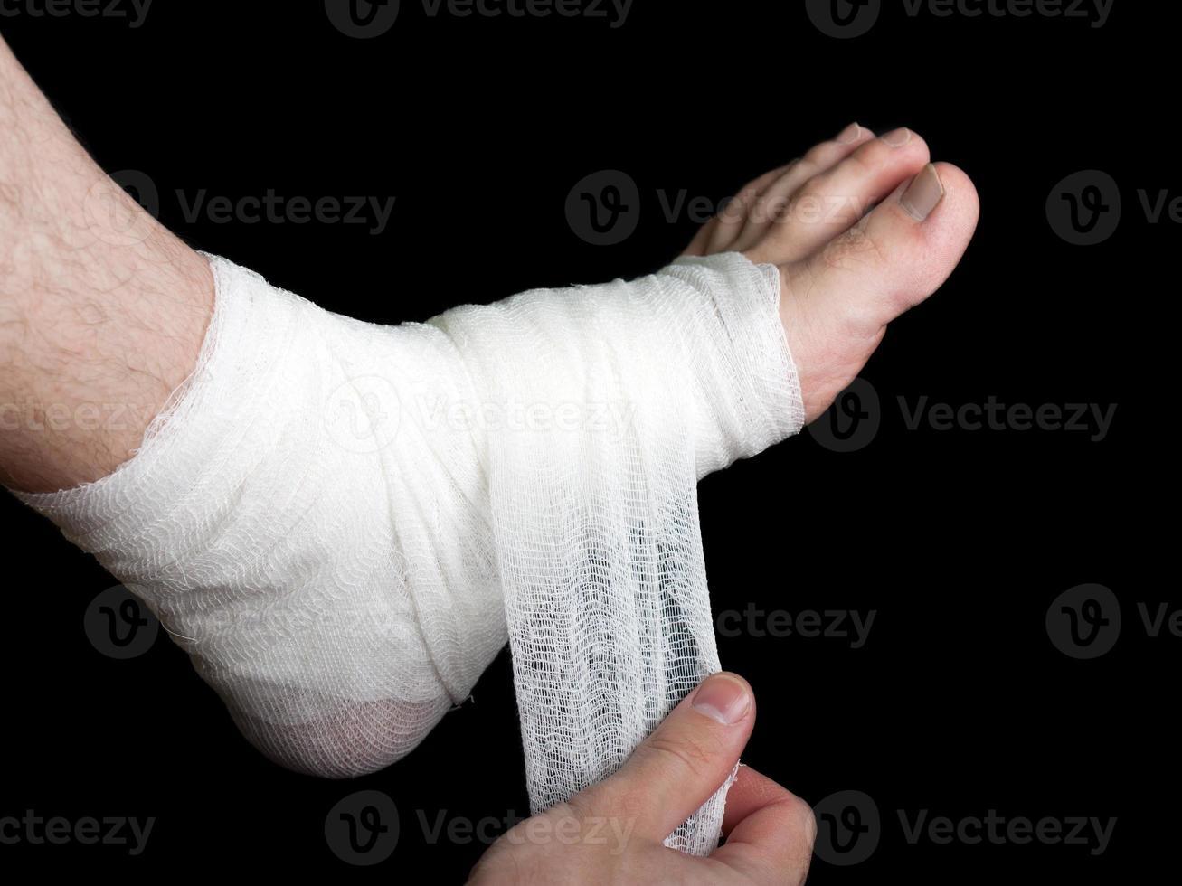 bandage photo
