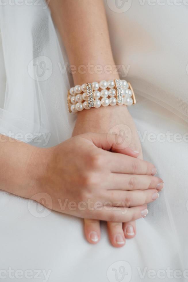 bracelet de mariage photo