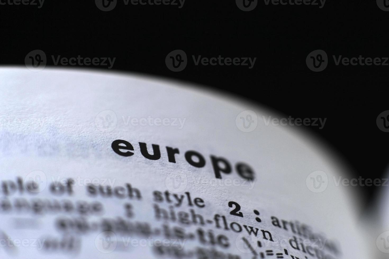 L'Europe  photo