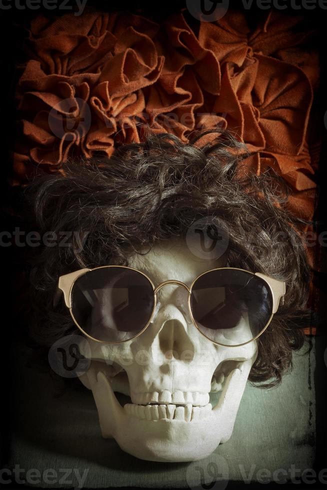 crâne cool photo