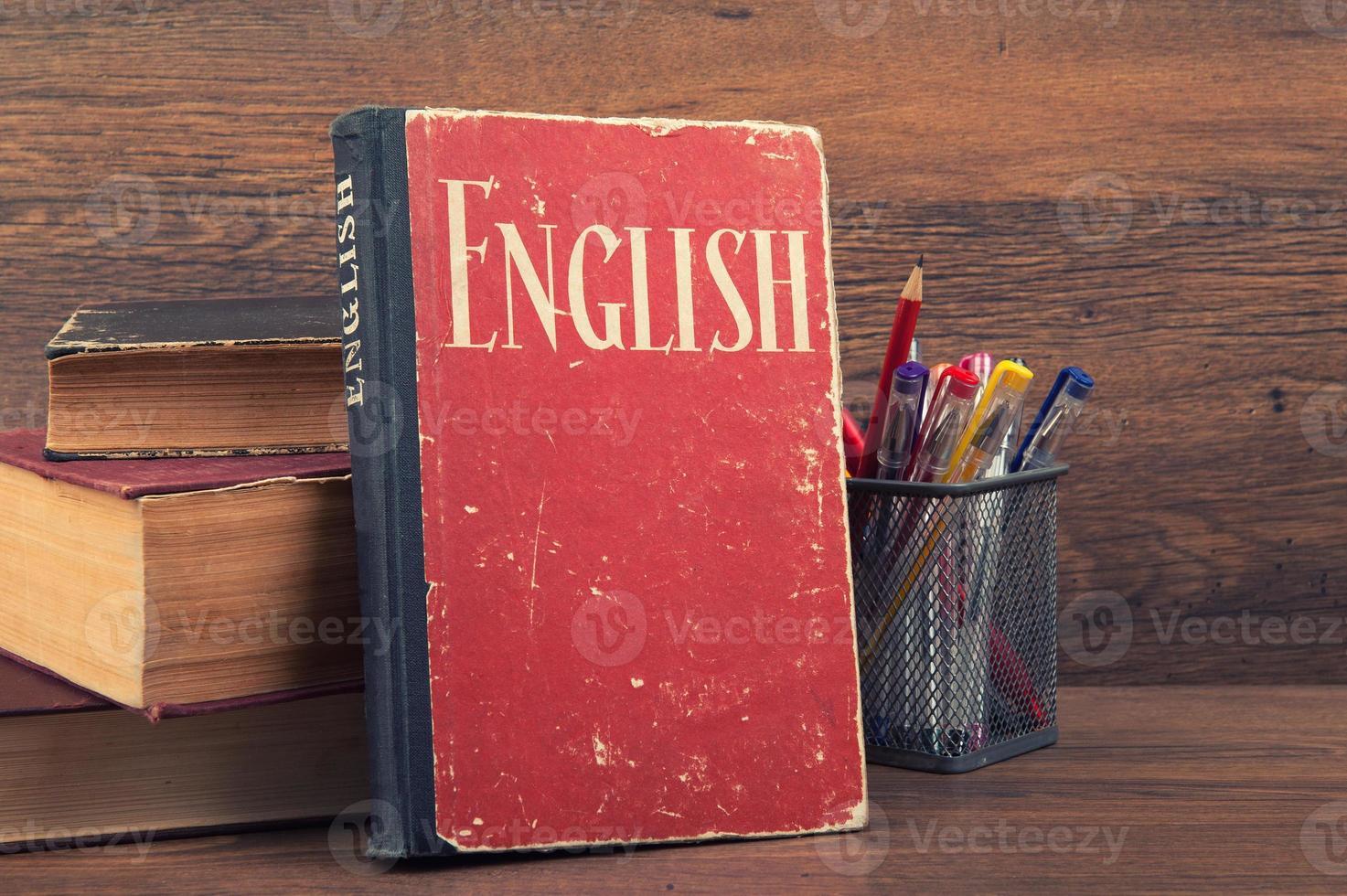 apprendre le concept anglais photo