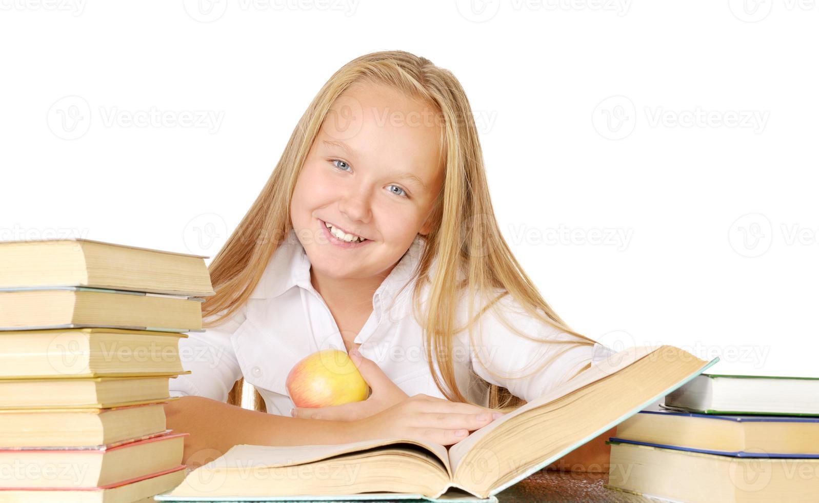 écolière photo