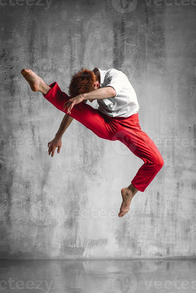 danseur contemporain photo
