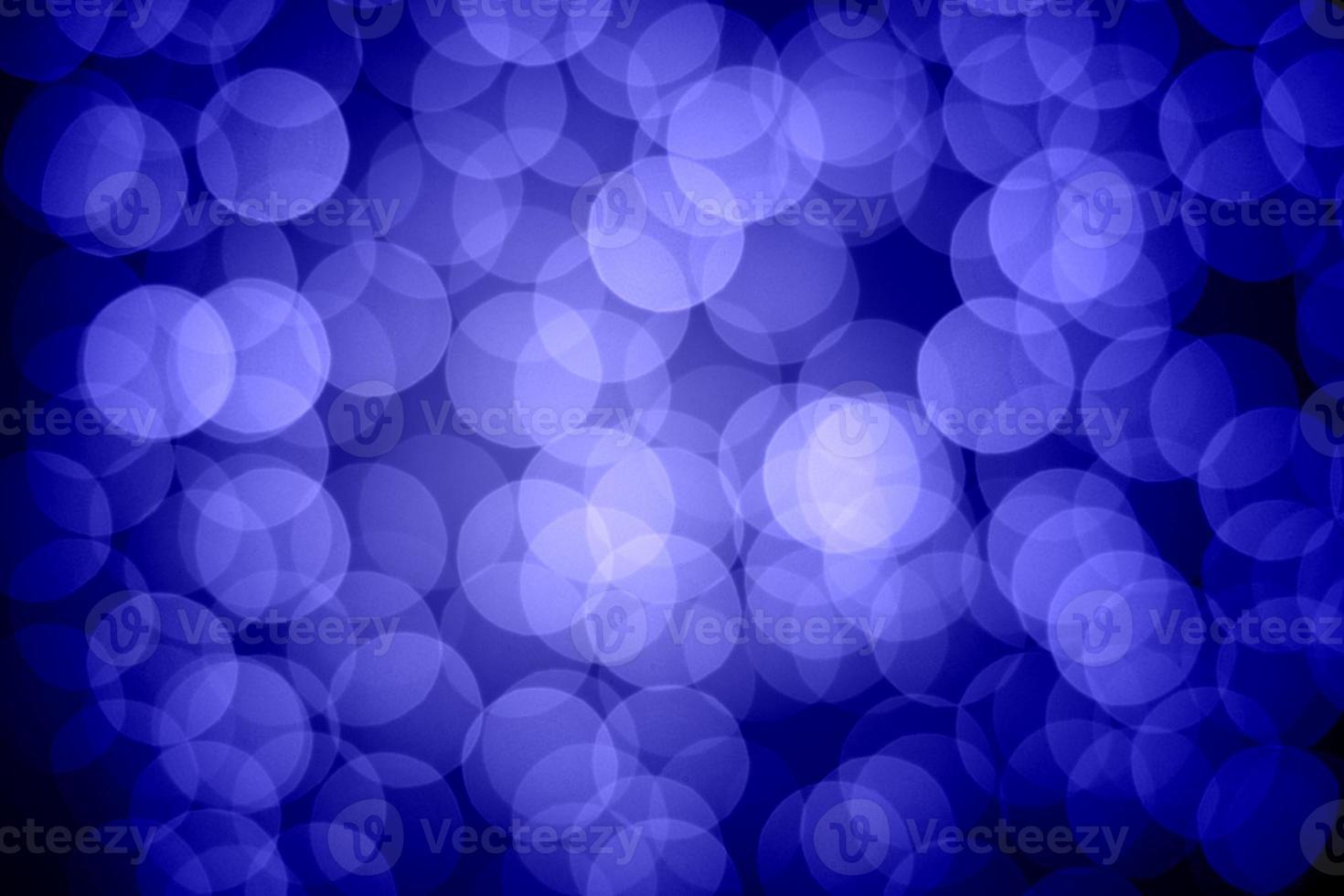 lumière de Noël - lumière défocalisée photo