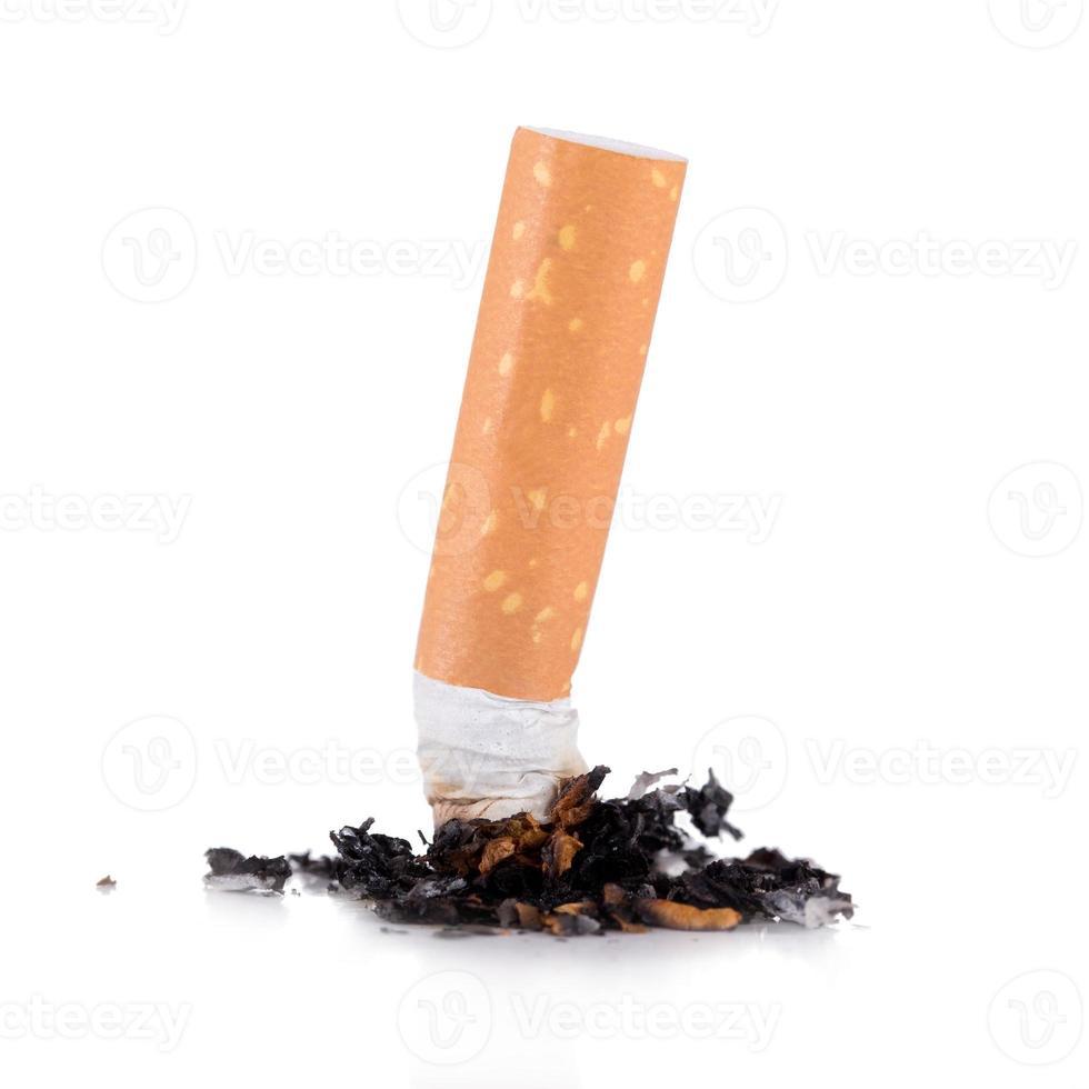 mégot de cigarette photo