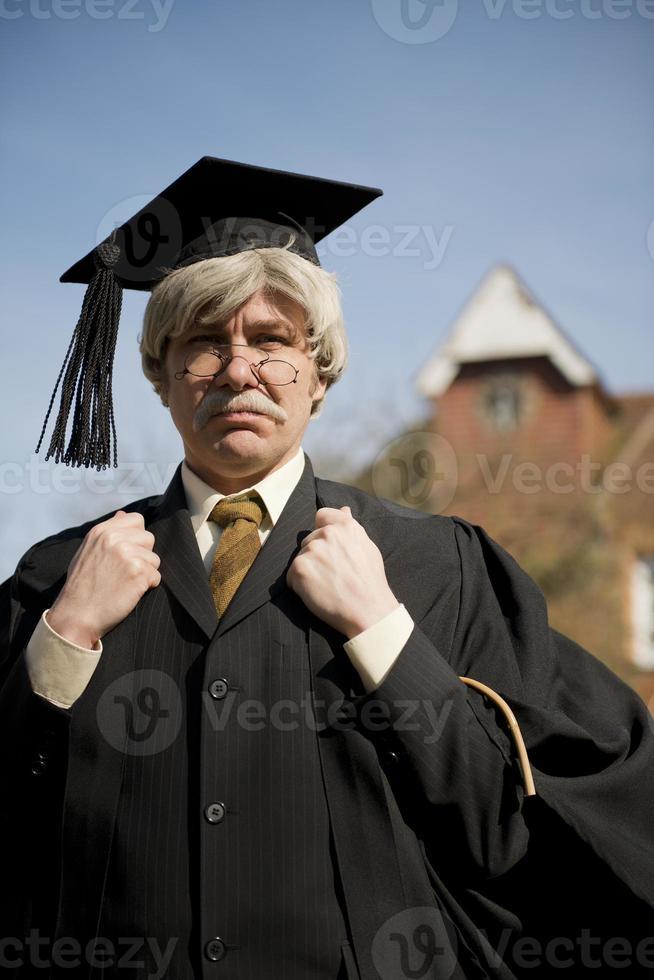 directeur anglais strict photo