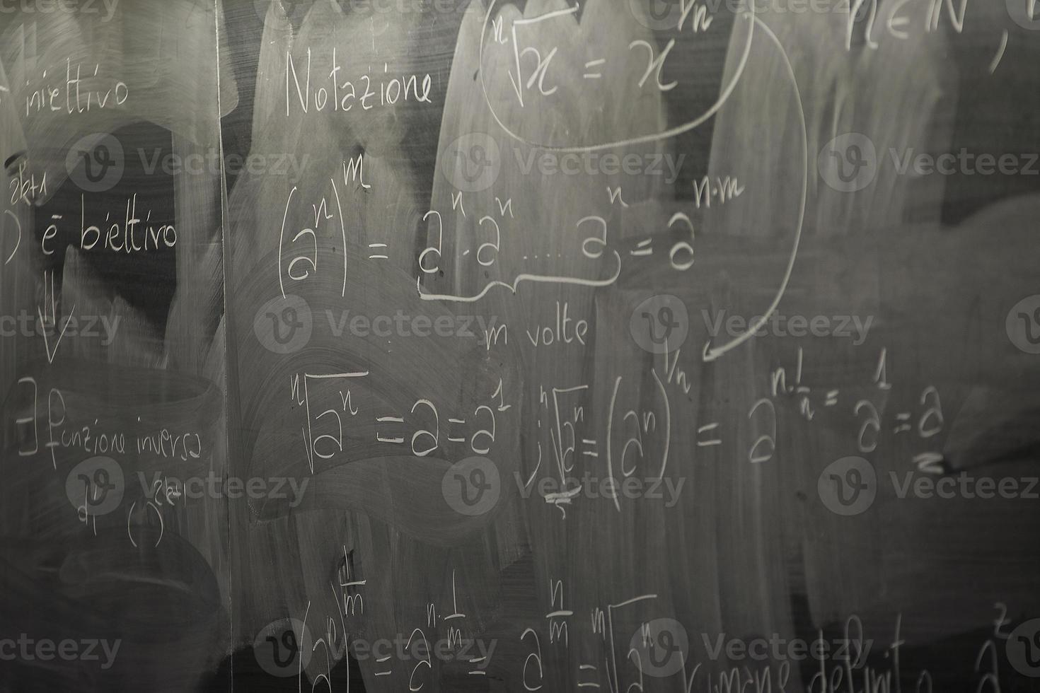 cours de mathématiques photo