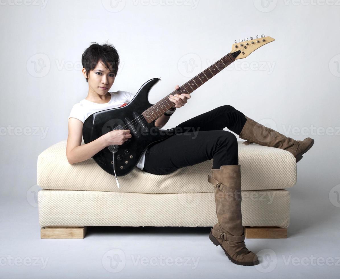 punk rockstar photo