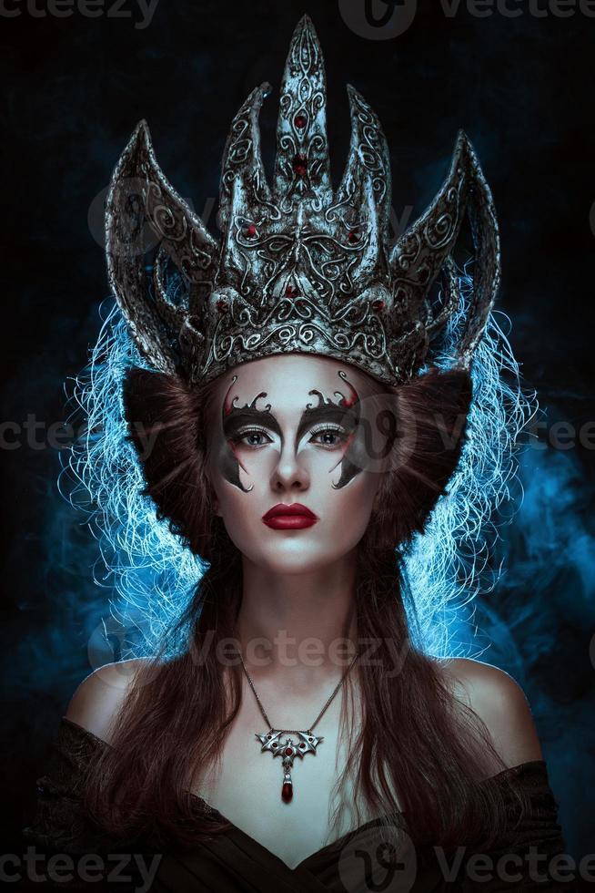 reine noire photo