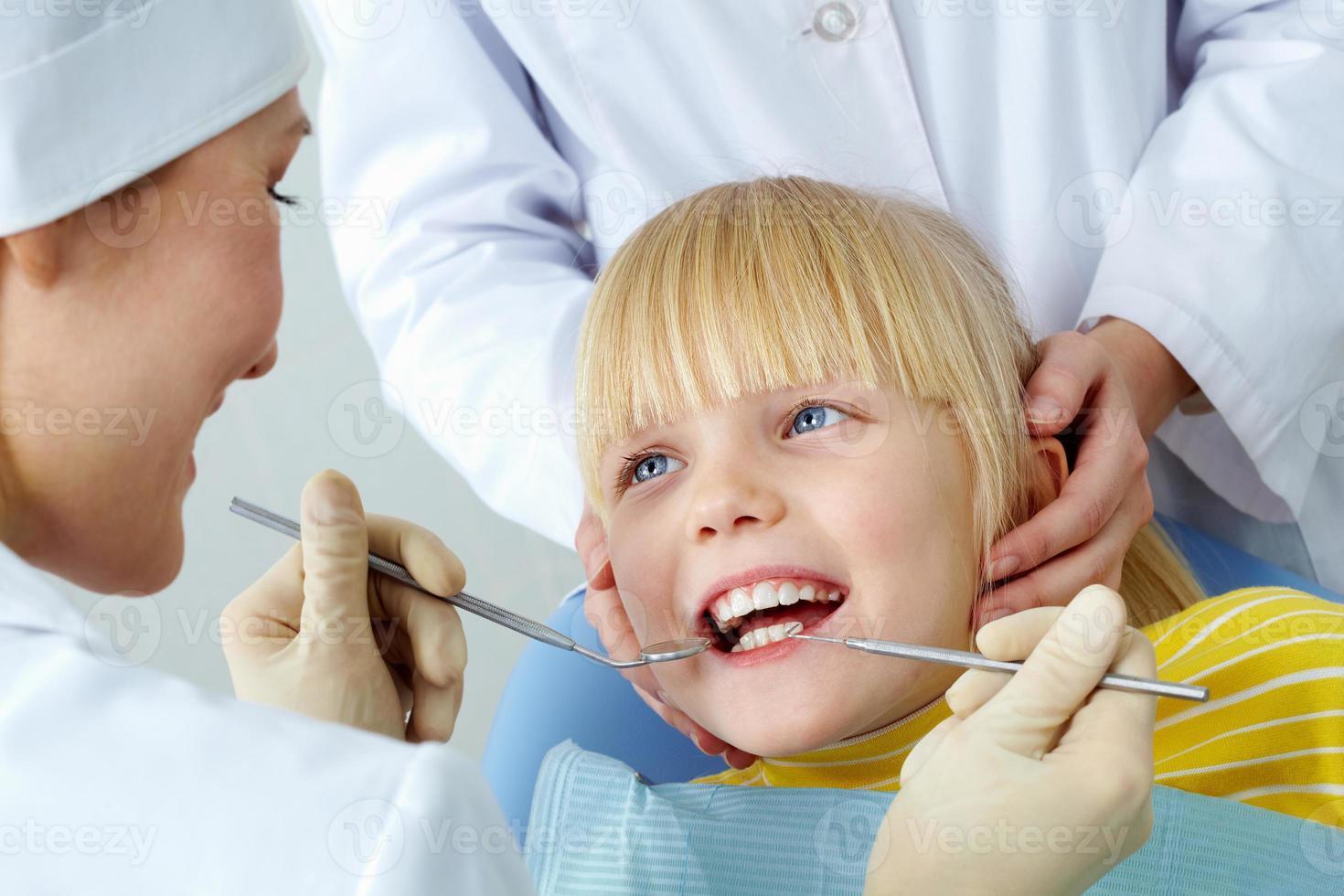 bilan dentaire photo