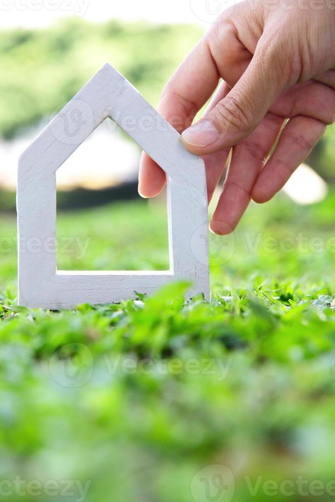mon concept de maison de rêve photo
